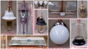 Light Fixtures Auction - Online Only