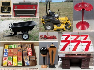 Antiques and More Auction - Online Only