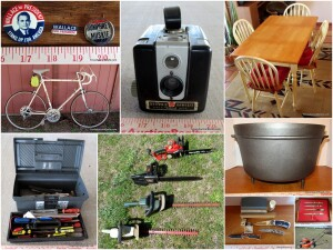 NE Weatherford Estate Auction - Online Only