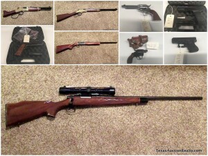 Weatherford Firearms Auction - Online Only