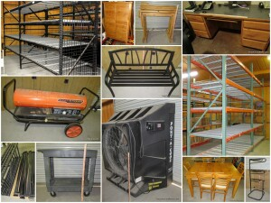 Weatherford Office/Warehouse Liquidation Auction - Online Only
