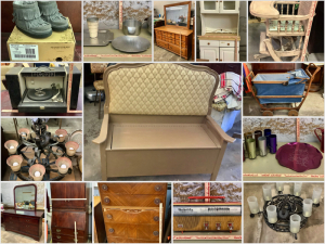 Grandma's Attic Auction - Online Only