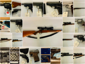 Firearms Auction - Online Only