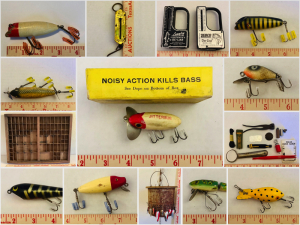 Papaw's Fishing Lures Auction - Online Only
