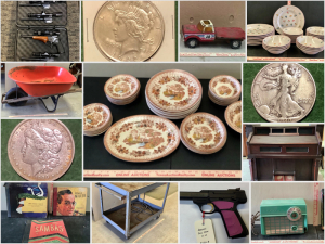 Weatherford Combined Estates Auction - Online Only