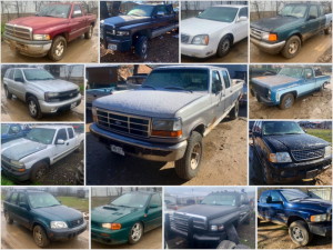 Extreme Towing Auction - Online Only