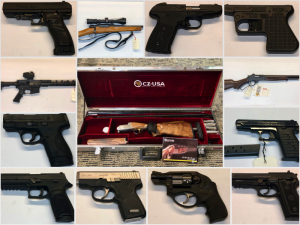 March Firearms Auction