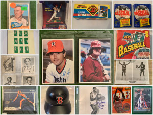 The Sandy Dobbrow Sports Memorabilia Collection Auction - Online Only