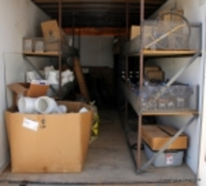 Plumbing Supply Foreclosure Auction Online Only