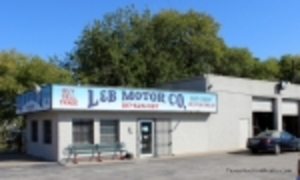 L & B Motor Company Retirement Auction - Online Only