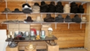 Hat Store Liquidation Auction - Online Only