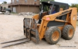 Case 60XT Skid Steer Auction - Online Only
