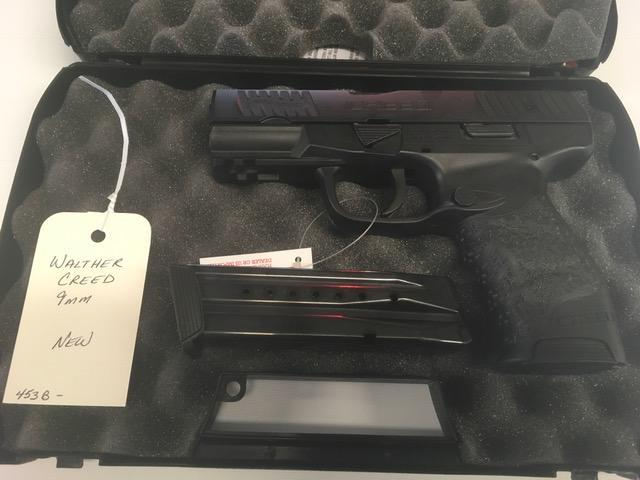 Walther Creed 9mm (453B)