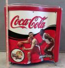 Rolling Coca-Cola Drink Cooler