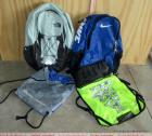 Nike and Under Armour Backpacks