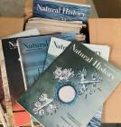 Box of Natural History Magazines