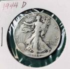 1944D Walking Liberty Half Dollar
