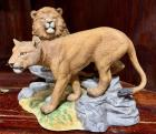 "Lenox ""Lions"" Africa Wildlife of the Seven Continents Series"