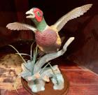 """The Ring-Necked Pheasant"" by A.J. Rudisill, 1991 The Franklin Mint"