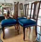 (3) Vintage Dining Chairs