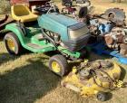 John Deere Riding Mower with 38in Deck