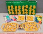 New in Packaging Plastic Animal Shape Cookie Cutters