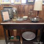 Home Decor Assortment on Table