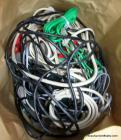 Bag of Electronic Cords