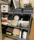 LARGE LOT OF MISC OFFICE EQUIP/SUPPLIES