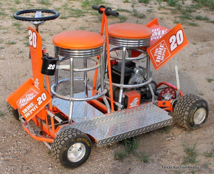 Marvelous Rocket Bar Stool Racer Parts Machost Co Dining Chair Design Ideas Machostcouk