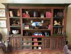 Huge Rustic Wall Unit