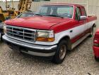 1996 Ford F150 Extended Cab