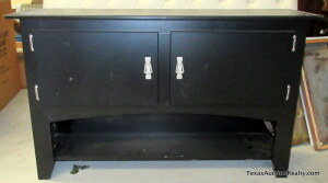 Sofa Table Cabinet