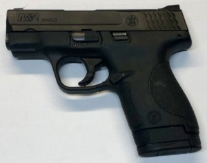 Smith & Wesson M&P Shield- 9mm