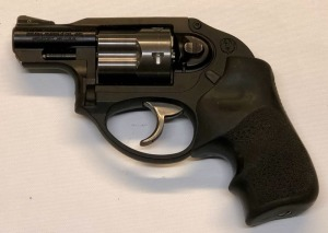 Ruger LCP - .38spcl