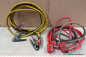 Jumper Cables & Golf Cart Extension Cord