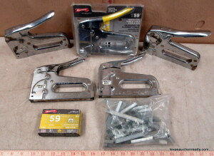 Heavy Duty Stapler Collection