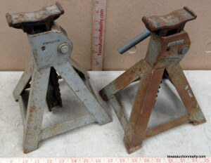 Pair 3 Ton Jack Stands