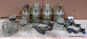 Insulators & Hood or Boat Ornament