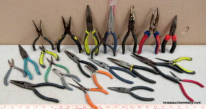 Needle Nose Plier Collection