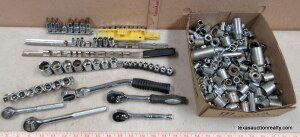 Ratchet and Socket Assortment