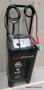 Schumacher Heavy Duty Battery Charger