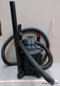 Craftsman Shop Vac with Extra Hose