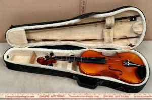 Becker Model 1000 Violin with Case and Bow