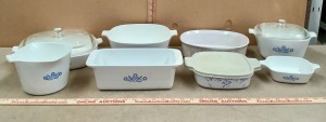 Corning Ware and Pyrex Assortment