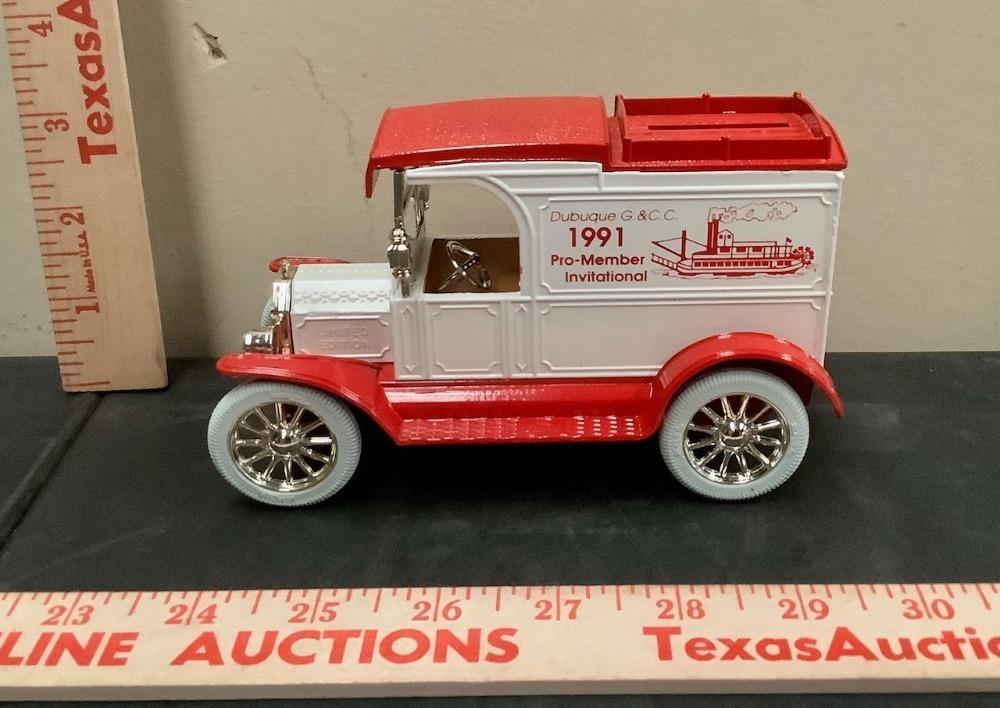 Lot 723601913 Model T Toy Bank