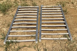 Pair of Aluminum Ramps