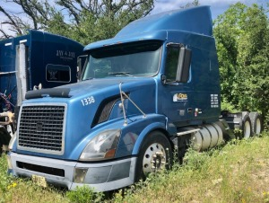 2009 Volvo Tractor