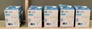 5 LED Bulbs
