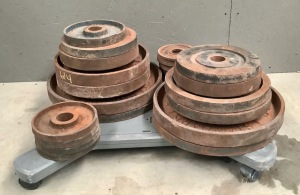 Steel Free Weights